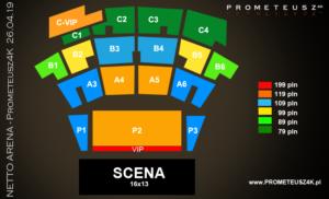 Prometeusz 4K bilety Szczecin